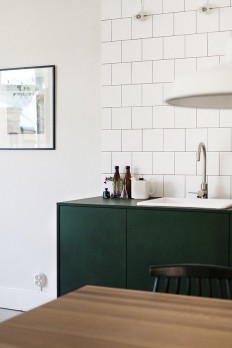 Natural warm and simple Malmö apartment - emmas designblogg