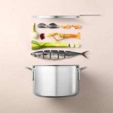 Beautifully Arranged Visual Recipes by Mikkel Jul Hvilshøj