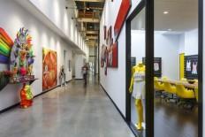 Skate, store et art contemporain : les locaux délirants de Volcom à Costa Mesa ! - Il était une pub - Page 8