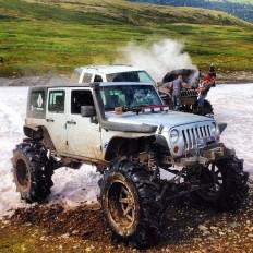 Rock Hard Jeeps on