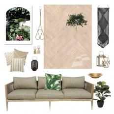 Interior Inspo: Indoor Garden - Polyvore