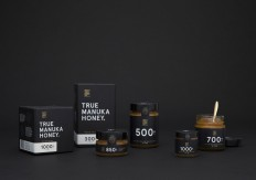 The True Honey Co. on Packaging of the World - Creative Package Design Gallery