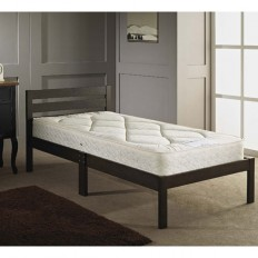 ECO 3FT Wooden Bed in Ash Brown 19089 Furniture IN Fashion U