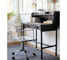 Knox Metal Desk with Hutch | Pottery Barn