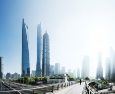Shanghai Cityscapes on