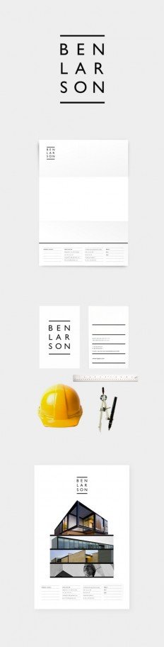BEN LARSON ARCHITECT on