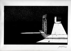 Encre de Chine by Sebastian Sarti Canals ... - Sebastian Sarti - Dessins