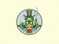 Sippin' by Brian Steely - Dribbble