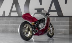 Zagato's First Motorcycle Looks Like A Sexy Cephalopod