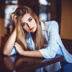 Beauty Female Portraits by Sanel Adzikic