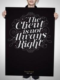 50 Inspirational Typographic Poster Designs | Inspired Magazine