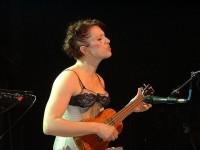 Amanda Palmer ukulele | Flickr - Photo Sharing!