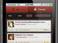 App UI by Jeremiah Shaw