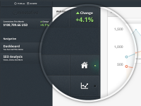 Dashboard WIP by Zan | ninetofive.me
