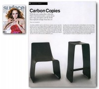 CARBON Ultra-Luxury Furniture on Industrial Design Served