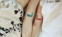 tattoos / sweet