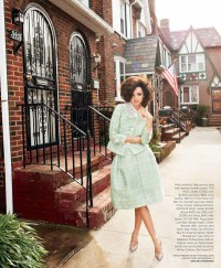 Miranda Kerr: Harper's Bazaar US, April '12 > photo 1842711 > fashion picture