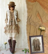 boho_area: ????, mori girl ??? ?????? ???????