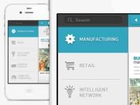 'Mobile UI' by Matt Carvalho - UltraUI | UI Design & Inspiration
