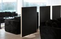 RMIG's Perforated Sound Damping Panels and Partitions - 3rings