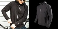 Bike Messenger Jacket - Orion Waterproof Jacket With Schoeller C_Change Fabric | Be Sportier