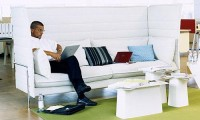 High-Back Sofas: Vitra, Niedermaier, and George Smith - Cindy's Salon | Blog on Interior Design