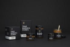 Branding for The True Honey Co. by Marx Design — BP&O
