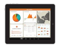 UI Design: Tiny Gift App for iPad | Abduzeedo | Graphic Design Inspiration and Photoshop Tutorials