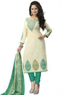 Ethnic Bahaar: Pack Of 5 Designer Printed Salwar Suits By Thankar from Thankar   Salwar Suit Combos   clothing-store   HomeShop18.com