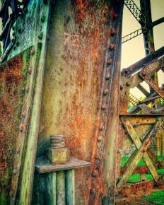 #canada???????? #vsco #vscocam #old #bridgeport #quebec #roasted #trains - caribou83
