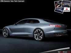 Hyundai Genesis New York Concept (2016) - picture 6 of 16 - 1280x960