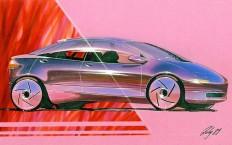Jony Diaz - 2006 Mazda Ryuga Concept