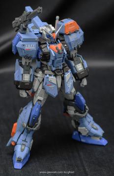 GUNDAM GUY: MG 1/100 Duel Gundam Assault Shroud - Customized Build