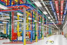 centro de datos de google - Google Search