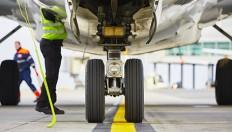 Hochtemperatur Gleitlager in Flugzeugen
