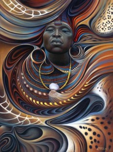 1000+ images about african drawing on Pinterest   Africans, Africa and Portrait