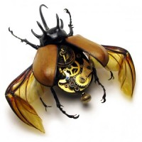 Steampunk Insects | Battle Bunny