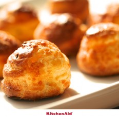 Black Truffle Gougeres - KitchenAid India