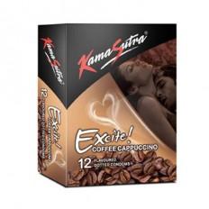 KamaSutra Coffee Cappuccino Condom - itspleaZure
