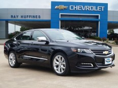 New 2017 Mosaic Black Metallic Chevrolet Impala Premier For Sale in Plano, TX | 1G1145S38HU124348
