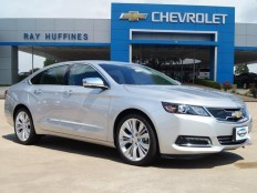 New 2017 Silver Ice Metallic Chevrolet Impala Premier For Sale in Plano, TX | 1G1145S31HU127060