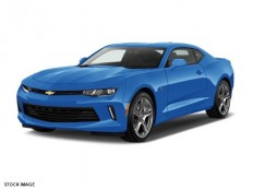 New 2017 Hyper Blue Metallic Chevrolet Camaro 2dr Cpe 1LT For Sale in Plano, TX | 1G1FB1RX1H0122249