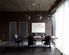 Modern Family House by Architectural studio Chado - InteriorZine
