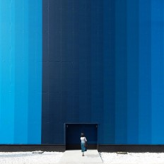 Diletta Pacifici Takes Incredible Minimalist and Colorful Urban Photography