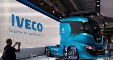 Iveco's blue-sky concept imagines the future of trucking