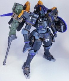 GUNDAM GUY: MG 1/100 Tallgeese I - Painted Build