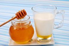 Honey and Milk Hair Mask