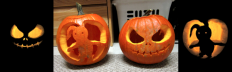 30+ Cool and Easy Pumpkin Carving Ideas For Halloween Day | EntertainmentMesh