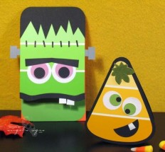 30+ DIY Fun And Easy Halloween Craft Ideas For Kids | EntertainmentMesh