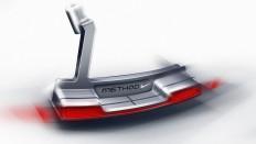 Nike Golf Method Modern Classic Putters on